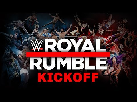 Royal Rumble 2019 Kickoff streaming