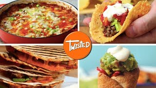 12 Recipes For A Perfect Mexican Dinner | Top Mexican Foods | Twisted