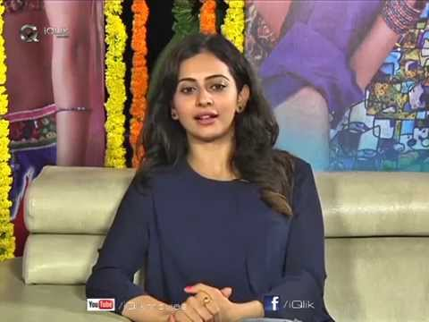Rakul-Preet-Singh-and-Gopichand-Talk-about-Pandaga-Chesko-Movie