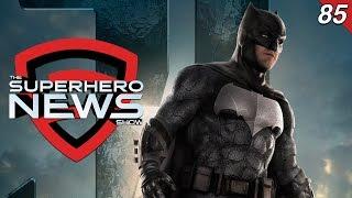Superhero News #85: New Justice League footage
