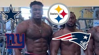 D.K Metcalf Talks About Playing with COWBOYS, STEELERS & others | CBS Sports