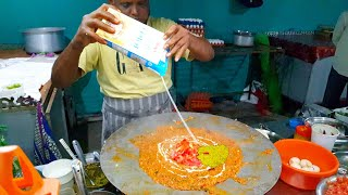 Rangooni Omelette : Egg Tadka , Pal , Adajan || Delicious  Egg Recipe || Street Food India