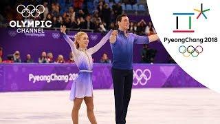 Aljona Savchenko and Bruno Massot's Figure Skating Highlight | PyeongChang 2018