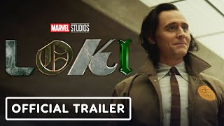 Marvel Studios' Loki - Official Trailer 2 (2021) Tom Hiddleston, Owen Wilson