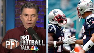 Tom Curran on Pats' challenges vs. Cowboys, Antonio Brown rumors | Pro Football Talk | NBC Sports