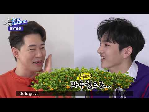 (ENG SUB) [IDOL LEAGUE] Interview with PENTAGON & BOOM