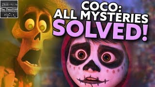 What Happens After the FINAL DEATH in Coco? - Pixar [Theory]