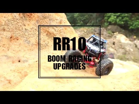Boom Racing Upgraded Axial RR10 Bomber - Bomb Run