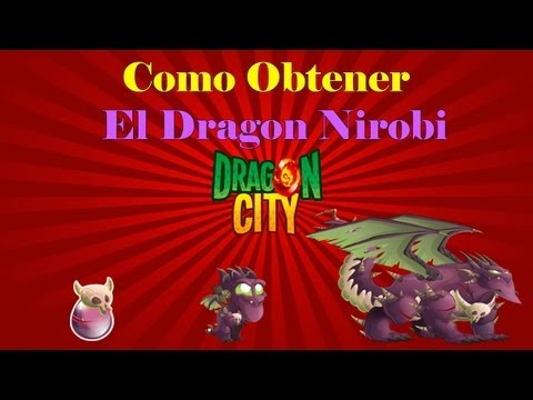Como Obtener El Dragon Droconos De Dragon City