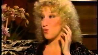 1980   Barbara Walters Interview   Bette Midler