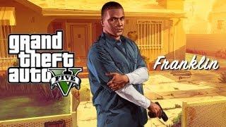Grand Theft Auto V Franklin Trailer