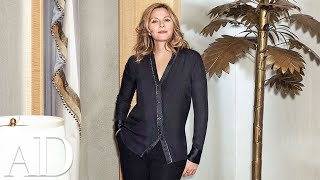 Kim Cattrall Takes You On a Tour of Her New York Home in 90 Seconds | Architectural Digest