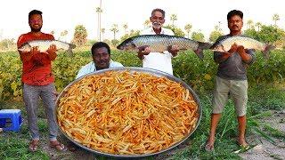 FISH AND CHIPS | Crispy Fish and Chips Recipe | Yummy Crispy Fried Fish | Grandpa Kitchen