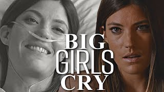 Debra Morgan I Big Girls Cry