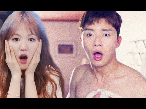 If Red Velvet Member were a male character in Kdrama (Wendy)