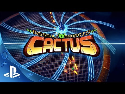 Assault Android Cactus Trailer