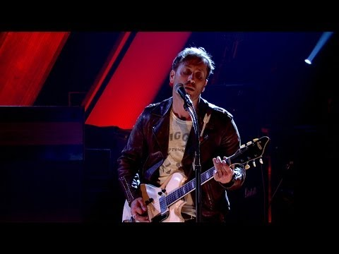 The Black Keys - Gold on the Ceiling - Later... with Jools Holland - BBC Two