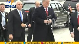 US President Donald Trump reacts to Pulwama terrorist atta..