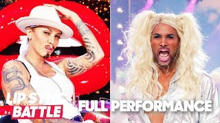 "Nicole Ari Parker's ""PIMP"" vs. Boris Kodjoe's ""No Excuses"" 