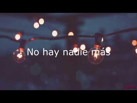 Sebastián Yatra - No hay nadie más  LETRA