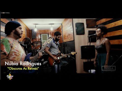 Núbia Rodrigues & Banda Raja - Obscuros às Retinas // Groovypedia Brasil