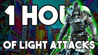 What 1 Hour of Orochi Experience looks like - For Honor
