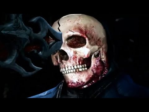 Mortal Kombat X- 10 minuti di gameplay