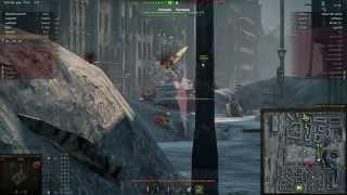 Т-46 Живет, Таранит и Нагибает на Химках. от Вспышки