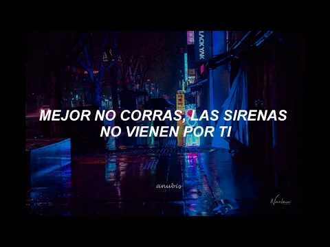 Blue lights; Jorja Smith - español