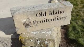 Haunted Idaho State Penitentiary