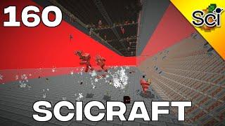 SciCraft 160: 150,000 nuggets/hour Gold Farm