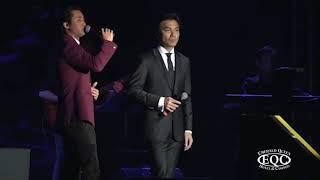 Mạnh Quỳnh & Đan Nguyên Duet Live at the Emerald Queen Casino | Nov 25, 2016
