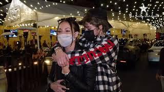 Charly Jordan KISSES & HUGS new boyfriend Kyler (Hannah Stocking) NEW COUPLE ALERT?!?!?!