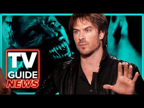 Ian Somerhalder Compares The Vampire Diaries and Netflix's V Wars