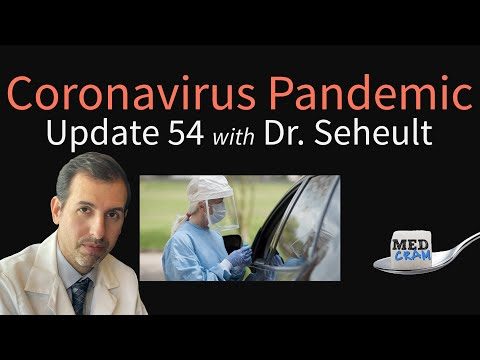 Coronavirus Pandemic Update 54: COVID-19 Antibody vs. PCR Testing; When to Relax Social Distancing?