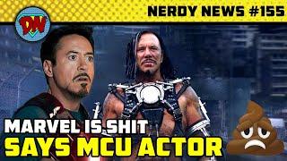 MCU Actor Controversy, Zack Snyder vs WB, Fantastic 4, Secret Invasion, Loki | Nerdy News #155