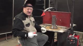 ARC Magazine MasterClass Repairing Cast Iron