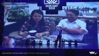 CHUNG KẾT MISS DAV 2018 Ca sỹ Nguyễn Trần Trung Quân   Lời ru cho con