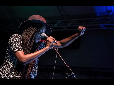 Akua Naru - GreenTown Jazz 2015 (Sombor - Serbia)