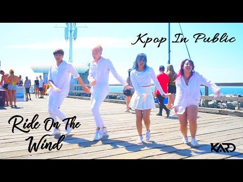 [KPOP IN PUBLIC - RIDE ON THE WIND DANCE COVER] -- KARD -- 카드 [YOURS TRULY]