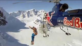 Increible spot de snowboard