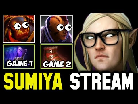 You Just Can't Escape   Sumiya Invoker Facecam Stream Moment #155