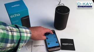 Amazon Echo India Unboxing, Skills Demo