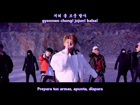 BTS - NOT TODAY MV [Sub Español + Hangul + Rom] HD