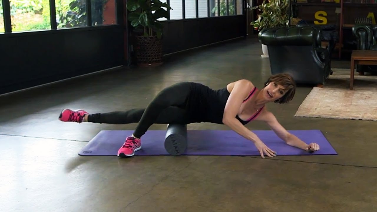 Foam Rolling Tutorial