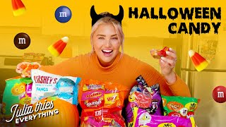 Julia Tries ALL Of The Most Popular (And Brand New!) Halloween Candy