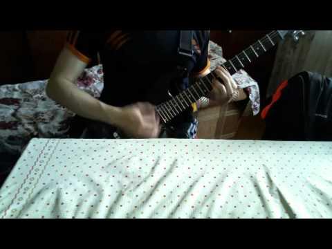 Lumen Осеннее небо guitar cover