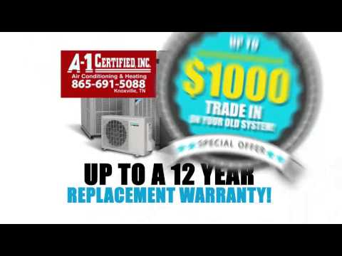 A-1 Certified Service Presents Daikin