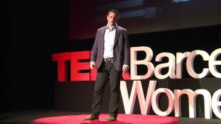 Raising men to end violence against women: Will Muir at TEDxBarcelonaWomen