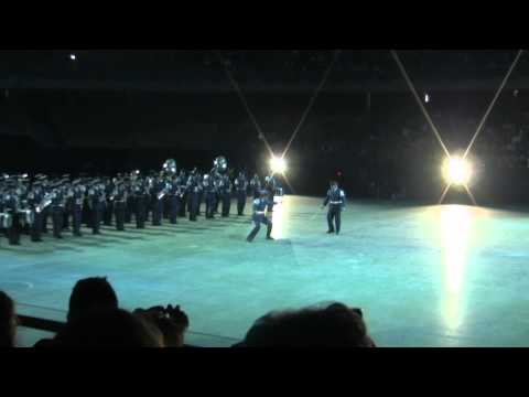Tattoo 2012 Banda Fuerza Aérea de Chile (Vídeo original)